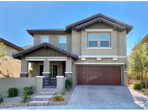 Property for sale at 5787 MESA MOUNTAIN Drive, Las Vegas,  Nevada 89135