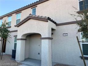 Property for sale at 5152 Steep Cliffs Avenue Unit: lot 487, Las Vegas,  Nevada 89115