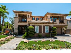 Property for sale at 2833 Botticelli Drive, Henderson,  Nevada 89052
