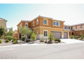 Property for sale at 6636 Salt Basin Street, North Las Vegas,  Nevada 89084