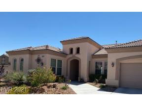 Property for sale at 4200 Pacifico Lane, Las Vegas,  Nevada 89135
