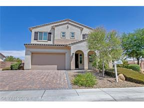 Property for sale at 4716 Overlook Ranch Street, North Las Vegas,  Nevada 89031