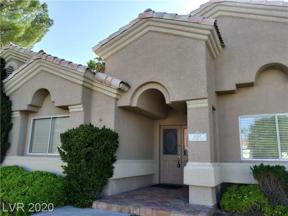 Property for sale at 1882 Hillsboro, Henderson,  Nevada 89074