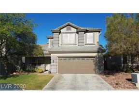 Property for sale at 2943 Thicket Willow Street, Las Vegas,  Nevada 89135