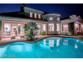 Property for sale at 2835 Evening Rock Street, Las Vegas,  Nevada 89135
