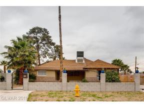 Property for sale at 1001 Bracken Avenue, Las Vegas,  Nevada 89104