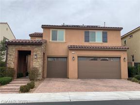 Property for sale at 2178 Trivero Street, Henderson,  Nevada 89044