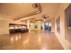 Property for sale at 200 Hoover Avenue 1103, Las Vegas,  Nevada 89101