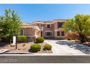 Property for sale at 898 Armandito Drive, Las Vegas,  Nevada 89138