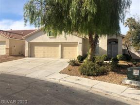 Property for sale at 253 Mesquite Ridge Lane, Henderson,  Nevada 89012