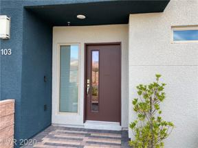 Property for sale at 11313 Vision Peak Avenue 103, Las Vegas,  Nevada 89135