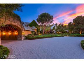 Property for sale at 1641 ENCLAVE Court, Las Vegas,  Nevada 89134