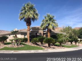 Property for sale at 3405 Turtle Head Peak Drive, Las Vegas,  Nevada 89135