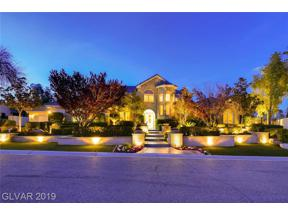 Property for sale at 8100 Via Del Cerro Court, Las Vegas,  Nevada 89117