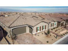 Property for sale at 6320 Carol Butte Court, Las Vegas,  Nevada 89141