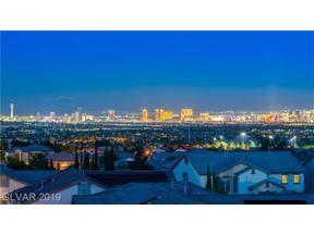 Property for sale at 416 Vigo Port Street, Las Vegas,  Nevada 89138