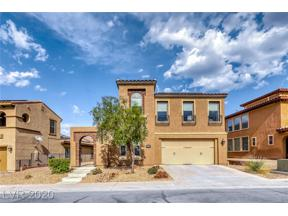 Property for sale at 1058 Via Saint Andrea Place, Henderson,  Nevada 89011