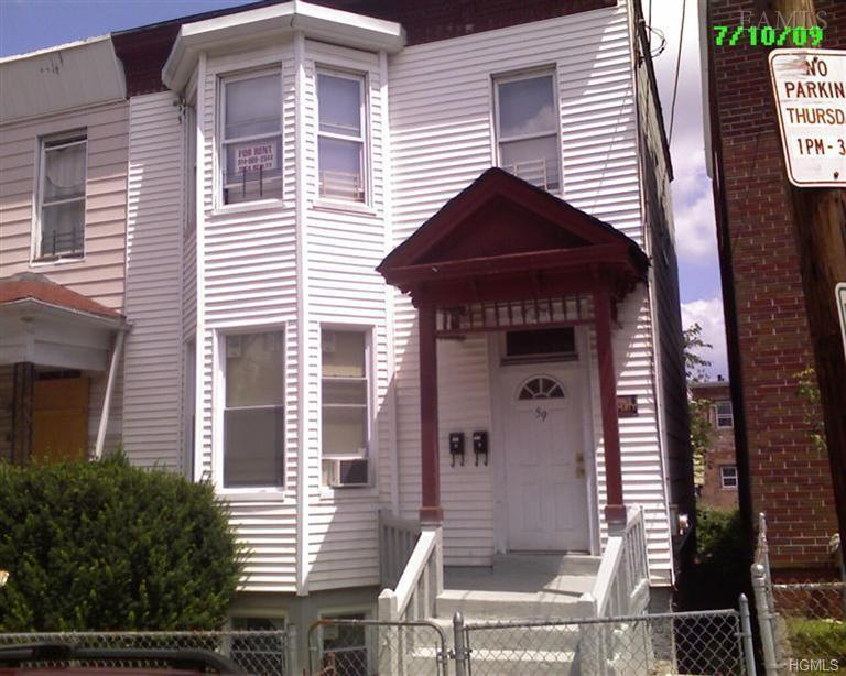 Photo of home for sale at 59 Chestnut Street, Yonkers NY