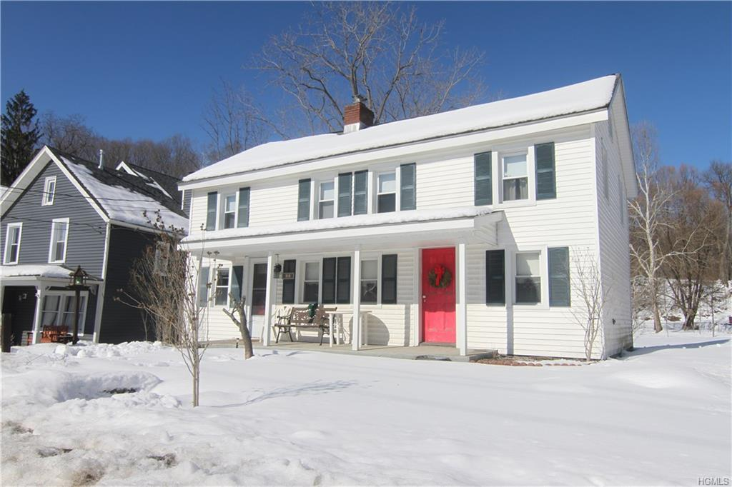 Photo of home for sale at 32 Main Street, Poughquag NY