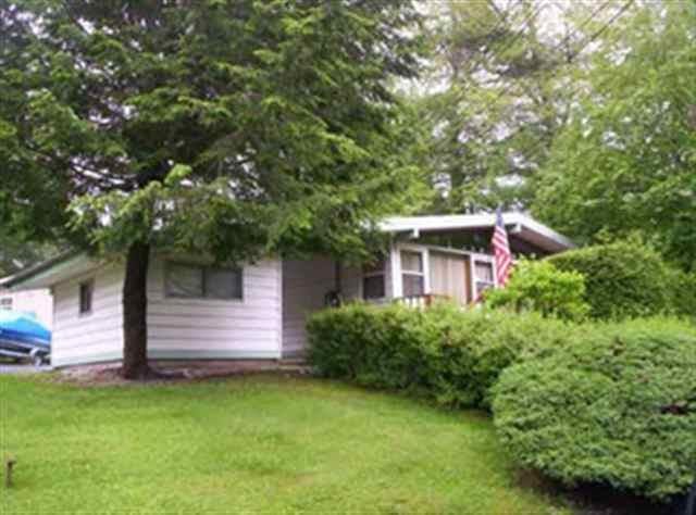 Photo of home for sale at 45 Hilltop Road, Kauneonga Lake NY