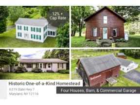 Property for sale at 6319 State Highway 7, Milford,  New York 12116