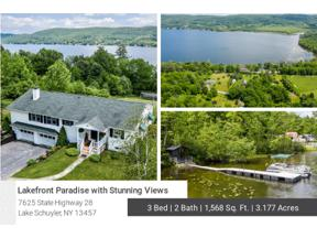 Property for sale at 7625 State Highway 28, Exeter,  New York 13457