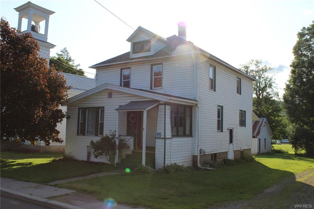 Photo of home for sale at 247 Main Street, Wirt NY