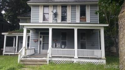 Photo of home for sale at 209 State Street E, Olean-city NY