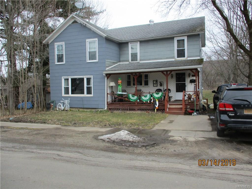 Photo of home for sale at 1516 River Street, Olean-city NY