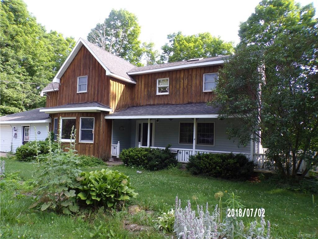 Photo of home for sale at 3878 Creek Road, Yorkshire NY