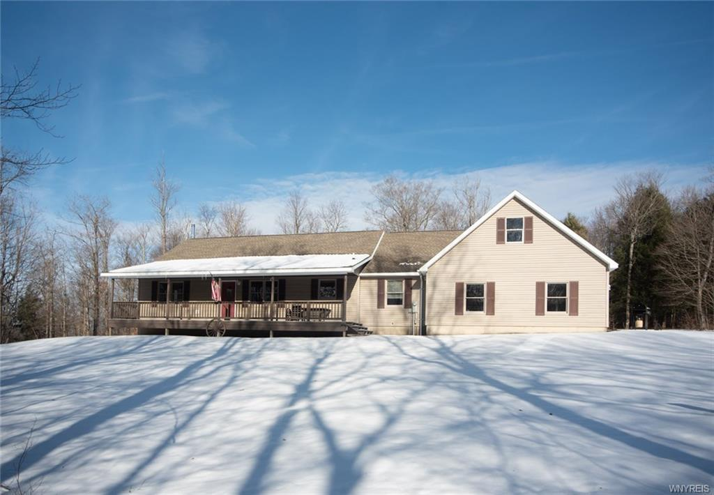 Photo of home for sale at 5058 Canada Hill Road, Ashford NY
