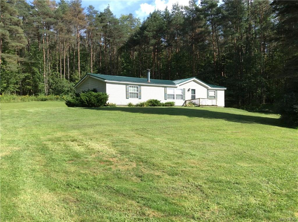 Photo of home for sale at 2540 Haskell Road E, Portville NY