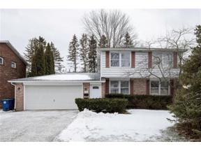 Property for sale at 183 Sunshine Drive, Amherst,  New York 14228