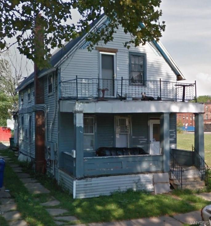 Photo of home for sale at 258 Sherman Street, Buffalo NY