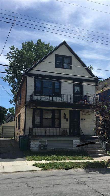 Photo of home for sale at 437 Riley Street, Buffalo NY