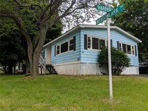 Property for sale at 47 Harper PKWY, Avon,  New York 14414