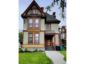Property for sale at 315 Linwood Avenue, Buffalo,  New York 14209