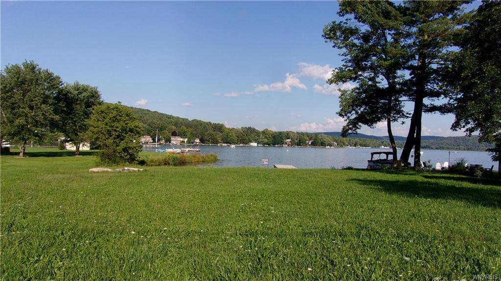 Photo of home for sale at 282 West Shore Road, Cuba NY