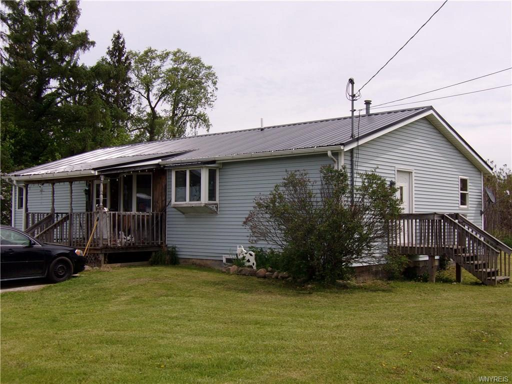 Photo of home for sale at 9018 Council House Road, Caneadea NY