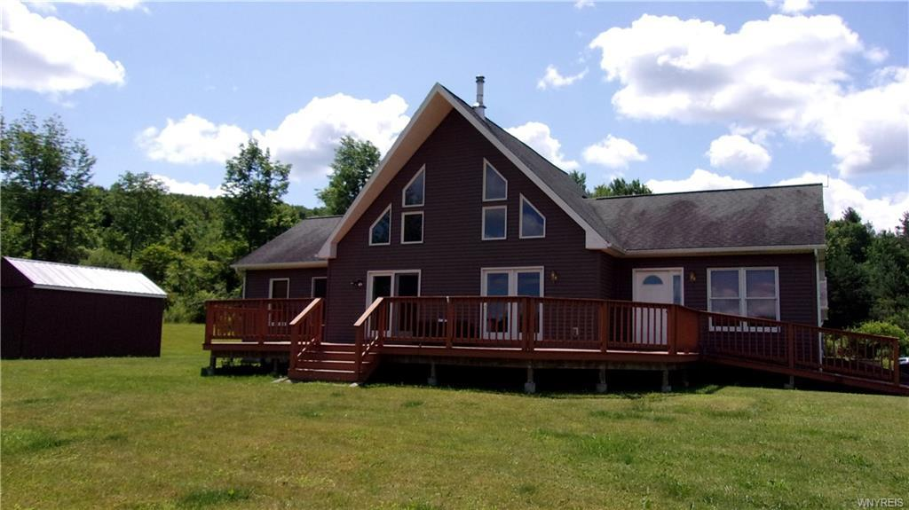 Photo of home for sale at 2898 County Road 8, Wirt NY