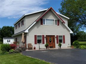 Property for sale at 5276 Upper Mount Morris Road, Leicester,  New York 14481