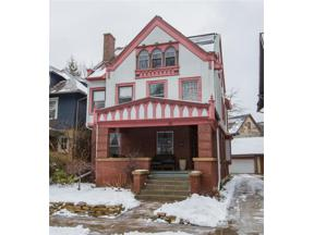 Property for sale at 74 Bidwell Parkway, Buffalo,  New York 14222