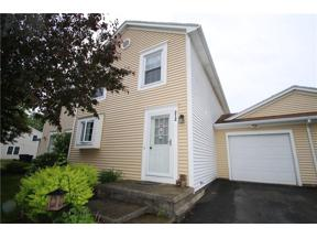Property for sale at 212 Wycliff Drive, Webster,  New York 14580