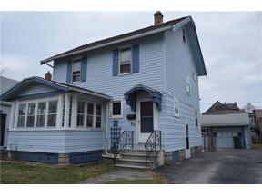 Property for sale at 62 Ringle Street, Rochester,  New York 14619