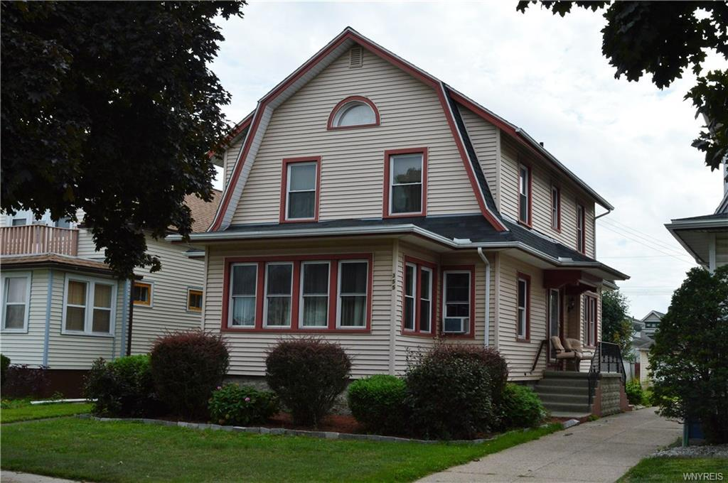 Photo of home for sale at 355 Highgate Avenue, Buffalo NY