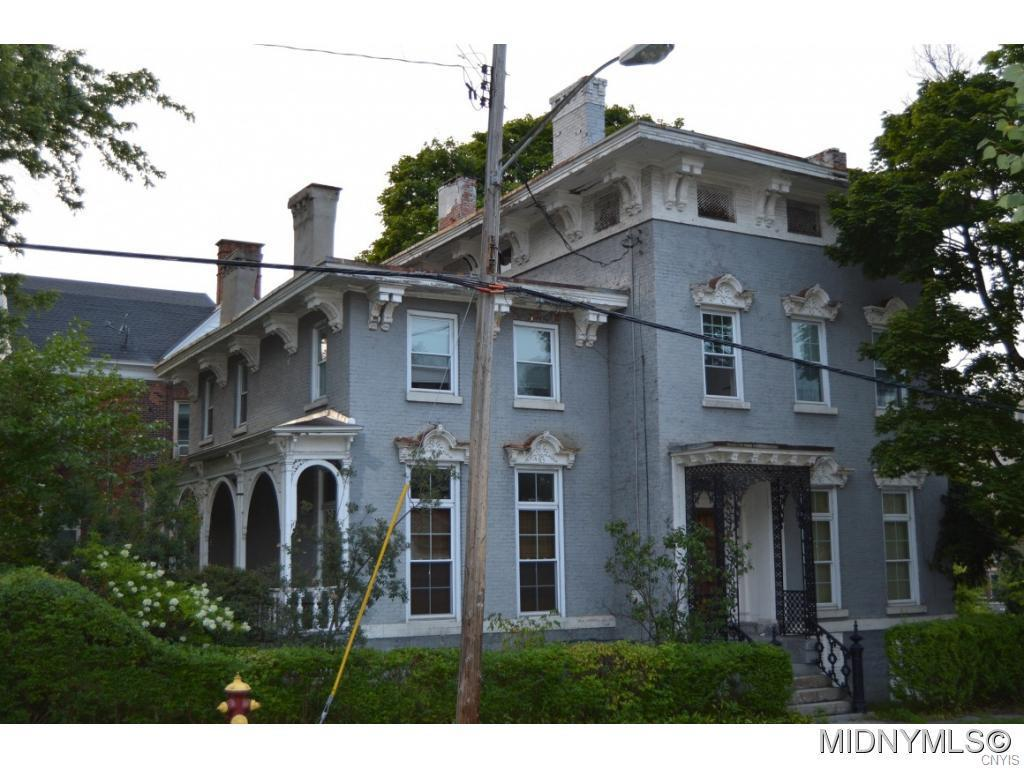 Photo of home for sale at 914 John Street, Utica NY