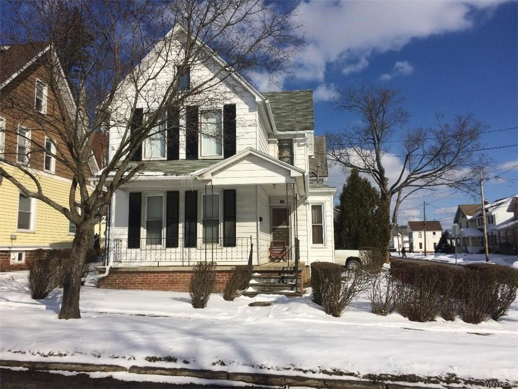 Photo of home for sale at 219 2nd Street S, Olean-city NY