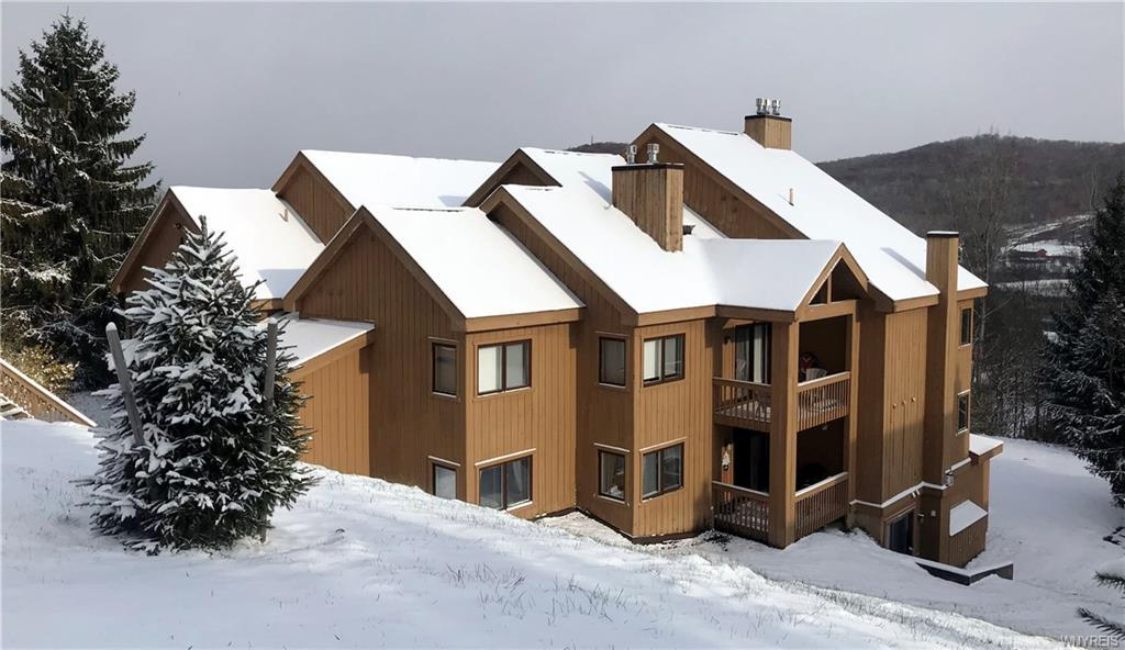 Photo of home for sale at A202 Snowpine Village, Ellicottville NY