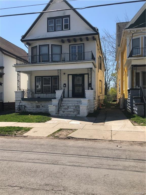 Photo of home for sale at 291 Riley Street, Buffalo NY