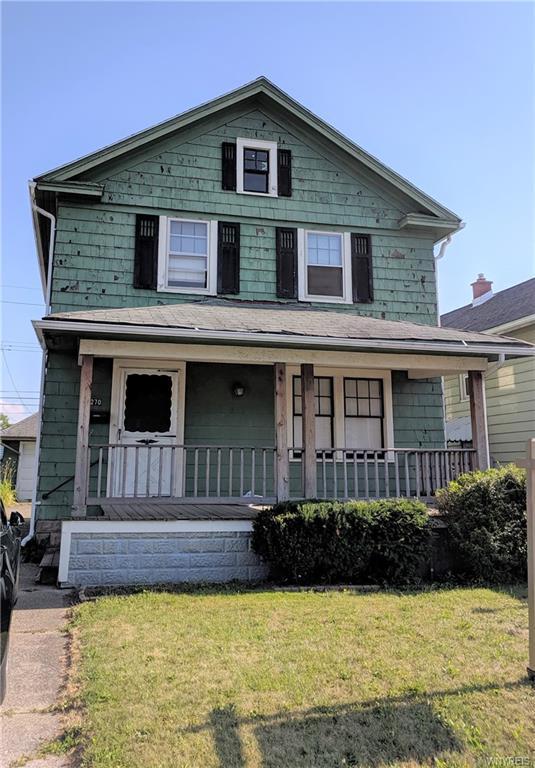 Photo of home for sale at 270 Tremaine Avenue, Tonawanda-town NY